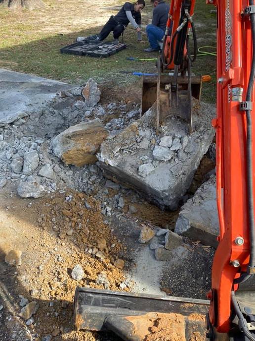 Concrete Demo