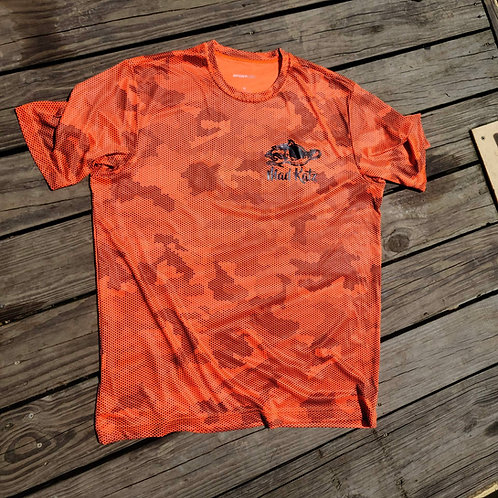 Signature Series Performance Tee - Orange
