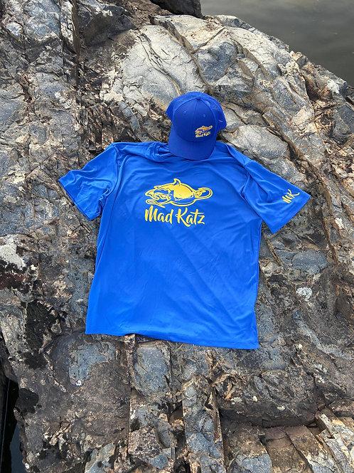 Wholesale Dri-Kat Blue Ghost Shirt