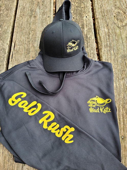 Gold Rush Dri-Kat Hoodie