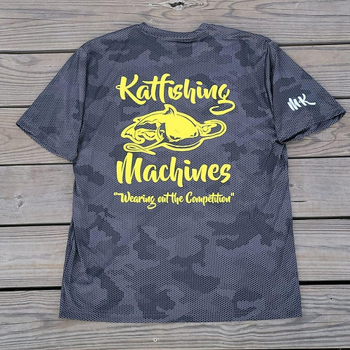 Signature Series Performance Tee - Electric Yellow