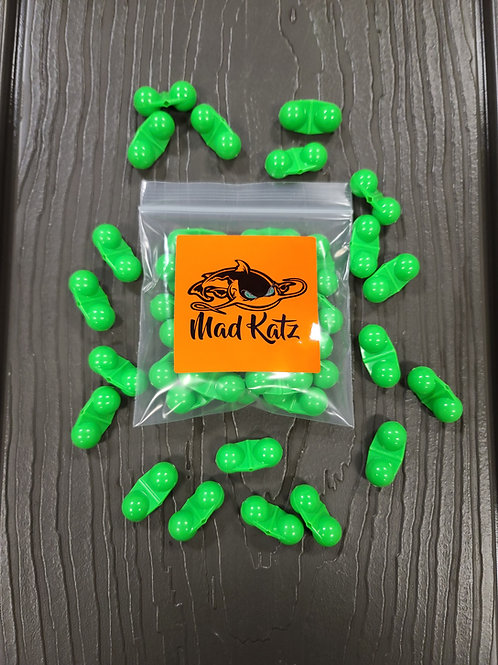 Wholesale - Green Kat Caller Rattles