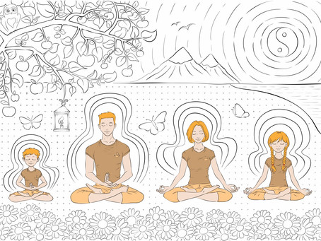 What is a Family Yoga Retreat?