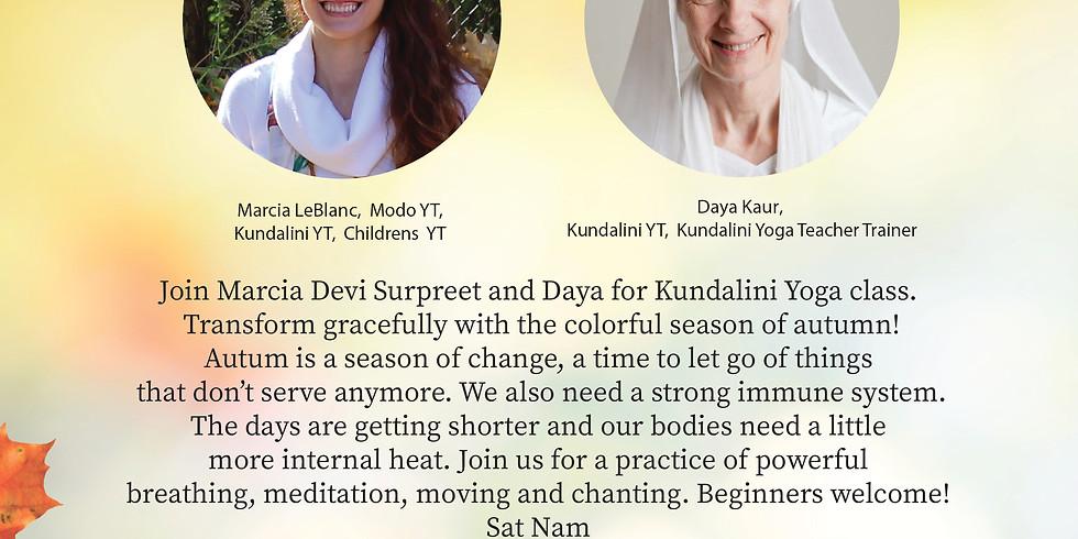 Kundalini Yoga - BRAMPTON - Sundays