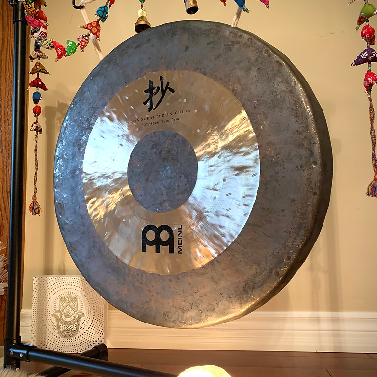 Sound Healing and GONG events