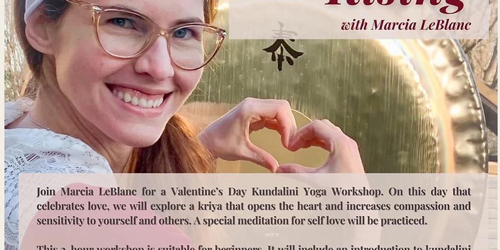 Valentine's day - Kundalini Rising