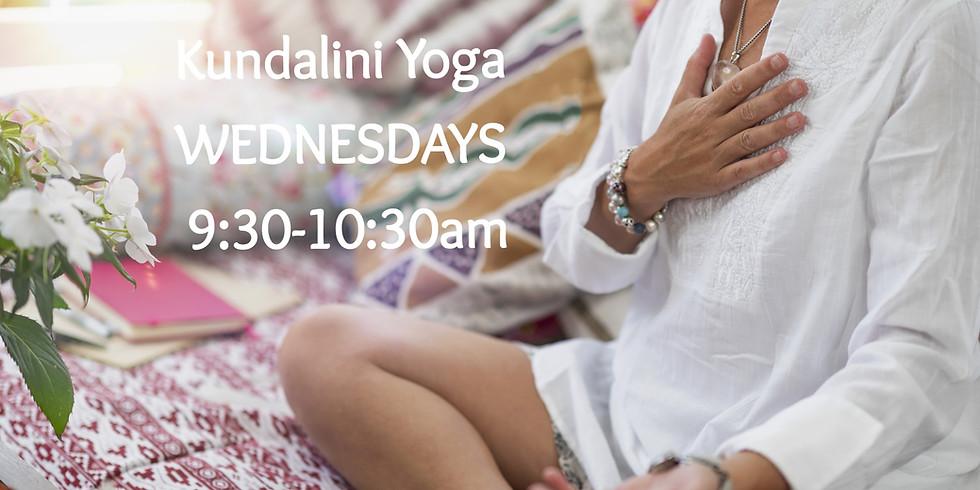 Kundalini Yoga for Adults - LIVE