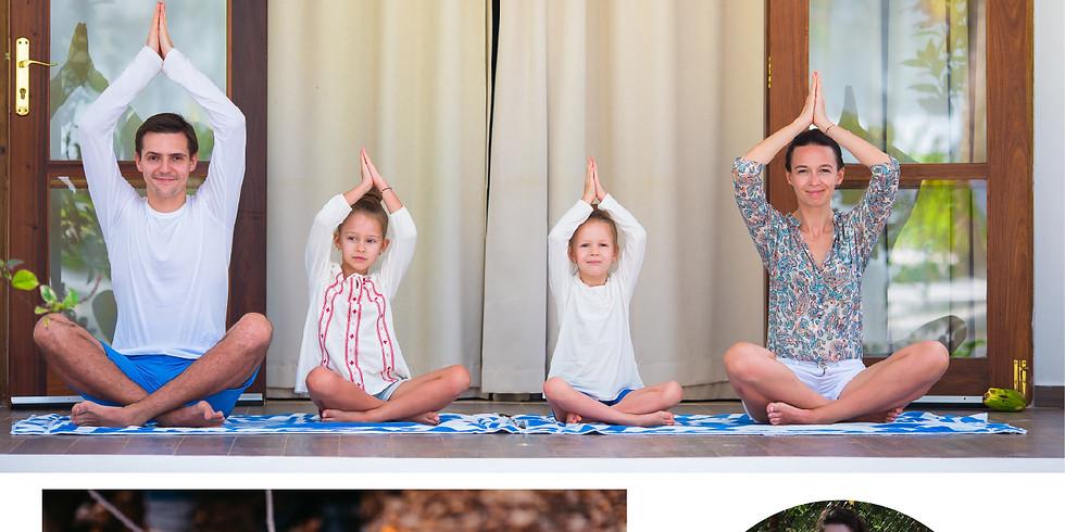 Homegrown Hearts - Family Yoga Retreat