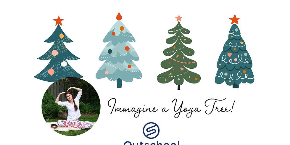 Children's Yoga - Yoga Christmas Tree Class
