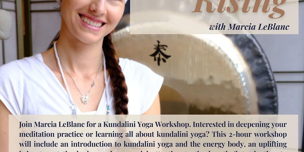 Workshop - Kundalini Rising