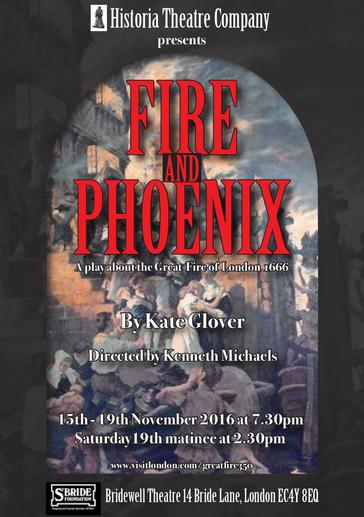Fire and Phoenix | Costume & Set designer