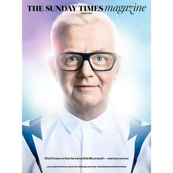 Chris Evans |The Sunday Times | Photographer |Stuart McClymont