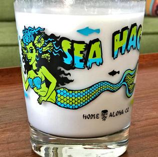 SEA HAG GLASS SET