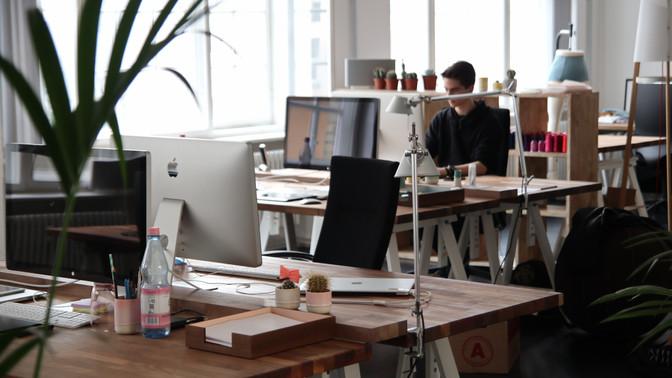 Der agile Arbeitsplatz der Zukunft