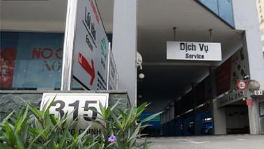 Toyota Thanh Xuân nhận xe làm dịch vụ từ 07h30