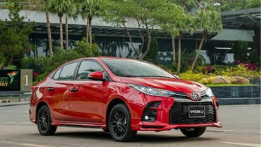 Toyota Vios ưu đãi lên đến 30 triệu cho khách mua xe trong tháng 7/2021