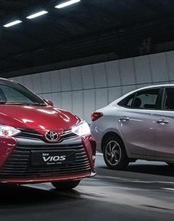 Những nâng cấp đáng tiền của Toyota Vios 2021: Thiết kế tối ưu, tiện ích không đổi