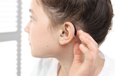 Hearing Aid Wearer