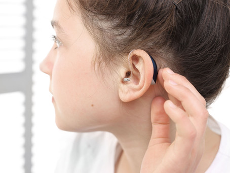 May 21 Webinar - Pediatric Hearing Loss with Dr. Ryan Mitchell