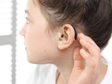 May 21 Webinar - Pediatric Hearing Loss with Dr. Ryan Mitchell