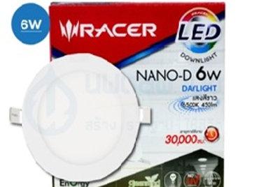 โคมไฟดาวไลท์ LED NANO-D DL 6W เรเซอร์