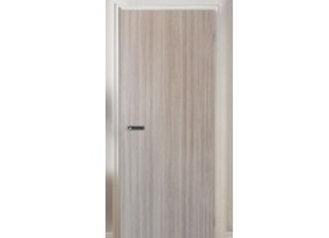 ປະຕູໄມ້ລາມິເນດ Leowood IP5018 ຂະໜາດ 35x80x200 cm White Teak