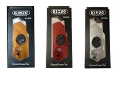 ລ໋ອກເບກມືລົດຈັກ KZ00207 no 808 KINZO ຫລາຍສີ