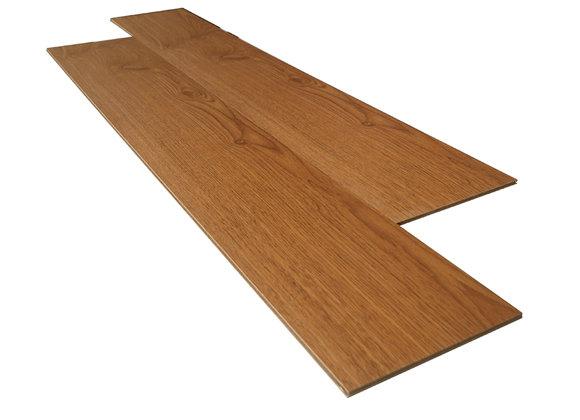 พื้นไม้ลามิเนต สี Nutural Oak