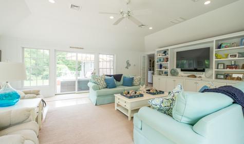 Cape Cod Living Room
