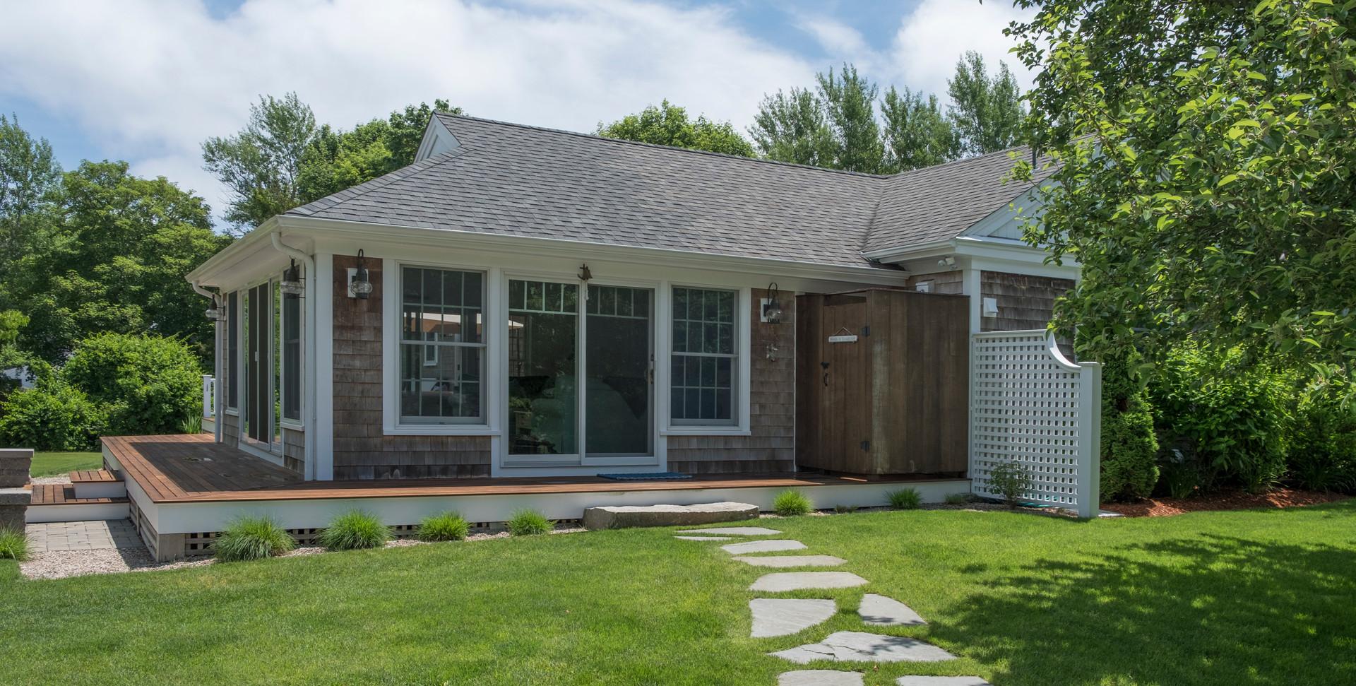 Cape Cod Renovated Home, Four Seasons Room