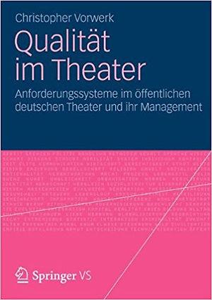 Cover Qualität im Theater