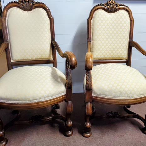 Antique chairs $300
