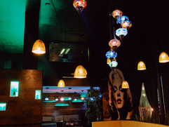 MINT cafe - Night view