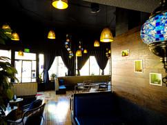 MINT Cafe - Lounge Hall Details