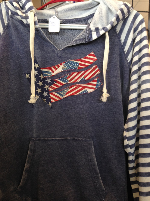 Stars and Stripes Hoodie