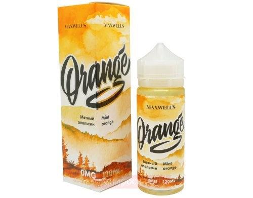 Жидкость MAXWELL'S ORANGE