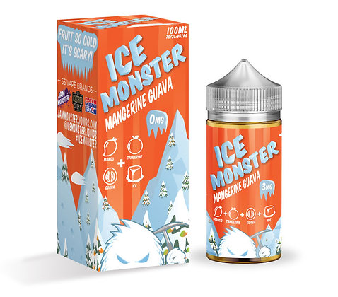 ЖИДКОСТЬ ICE MONSTER MANGERINE GUAVA