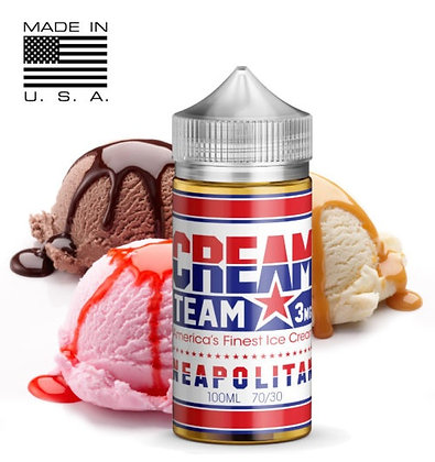 Жидкость Cream Team NEAPOLITAN