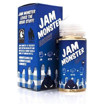Жидкость Jam Monster BLUEBERRY