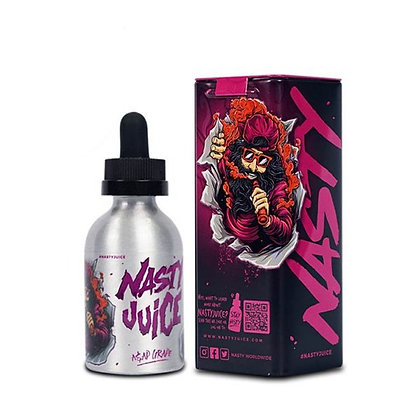 Жидкость NASTY JUICE ASAP GRAPE