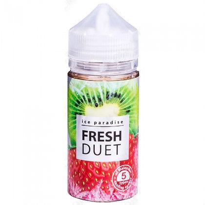 Жидкость ICE PARADISE FRESH DUET