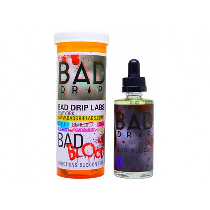 Жидкость BAD DRIP BAD BLOOD
