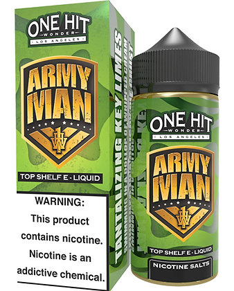 Жидкость ONE HIT WONDER - ARMY MAN
