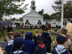 Memorial Day in Pembroke