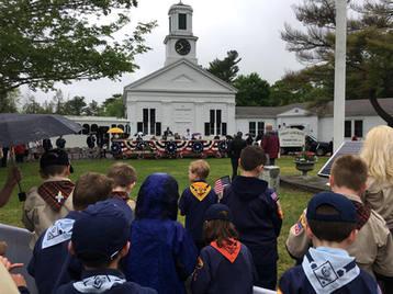 Memorial Day in Pembroke