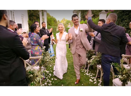 Mary Fitzgerald Defends Her Absolutely Real Wedding to Romain Bonnet: 'It's Not That Big of a Deal'