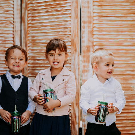 Kids At A Wedding? Read this first.