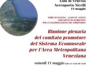 Ipotesi progettuale:  Itinerario storico – museale VeneziaNovecento nella Città Metropolitana Aeropo