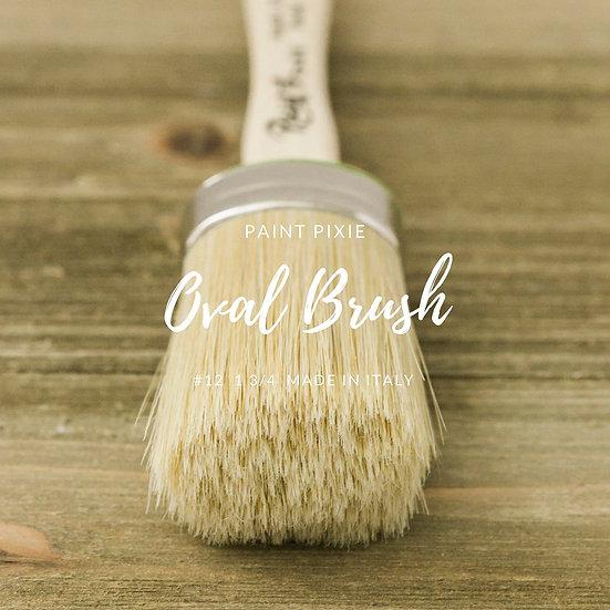 Oval Brush #12