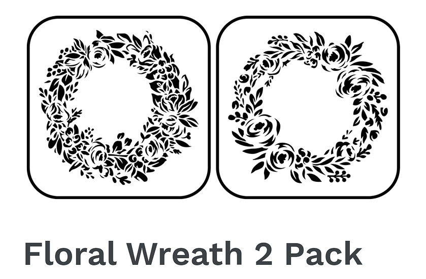 Floral Wreath Pack